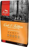 Orijen для котят Cat Kitten Корм Ориджен для кошек с цыпленком 5,4 кг