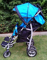 Детская инвалидная коляска Амбрелла для Реабилитации Детей с ДЦП Umbrella Special Stroller
