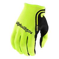 Вело перчатки TLD XC glove [FLO YELLOW] размер M