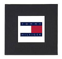 Черная подарочная картонная коробка Tommy Hilfiger для наручных часов