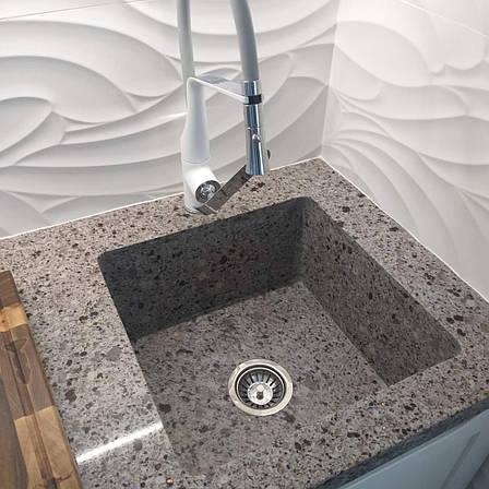 Стільниця з кварцового каменю Lotte Radianz WM610, фото 2