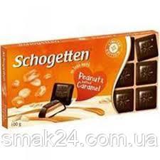 Шоколад Schogetten  Yogurt & Honey 100г, Германия