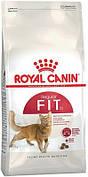 Royal Canin Fit для кошек Диетический корм Роял Канин Контроль веса 10 кг