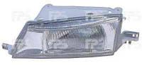 Фара правая Daewoo Nexia -08 электрический корректор рифленый рассеиватель (DEPO)