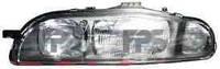 Фара правая Fiat Bravo -01 механический/электрический корректор (DEPO)