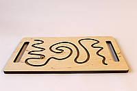 """Балансир ручной """"Дорожки"""" (доска балансировочная №1), фото 1"""