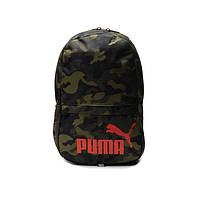 Рюкзак Puma Mini Backpack Хаки, фото 1