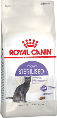 Royal Canin Sterilised корм Роял Канин для кастрированных котов 10 кг