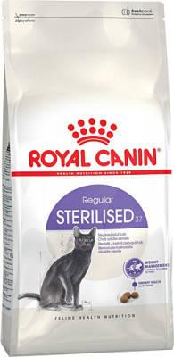 Royal Canin Sterilised корм Роял Канин для кастрированных котов 10 кг, фото 2