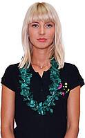 Леї гавайські економ (темно-зелені) 030718-001