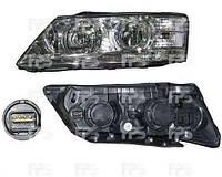Фара правая Hyundai Sonata 08- электрокорректор Н7+Н1 (DEPO)