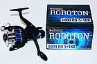 Катушка BratFishing ROBOTON baitrunner RD 5000 5+1, фото 6