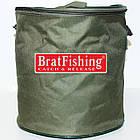 Жерлицы BratFishign (оснащенные) 10 шт. в сумке, фото 4