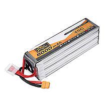ZOP Power 22.2V 8000mAh 45C 6S Lipo Батарея XT90 Разъем для FPV Racing Дрон - 1TopShop, фото 2