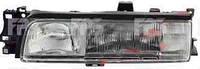 Фара правая Mazda 626 88-92 механический корректор 2 лампы (DEPO)