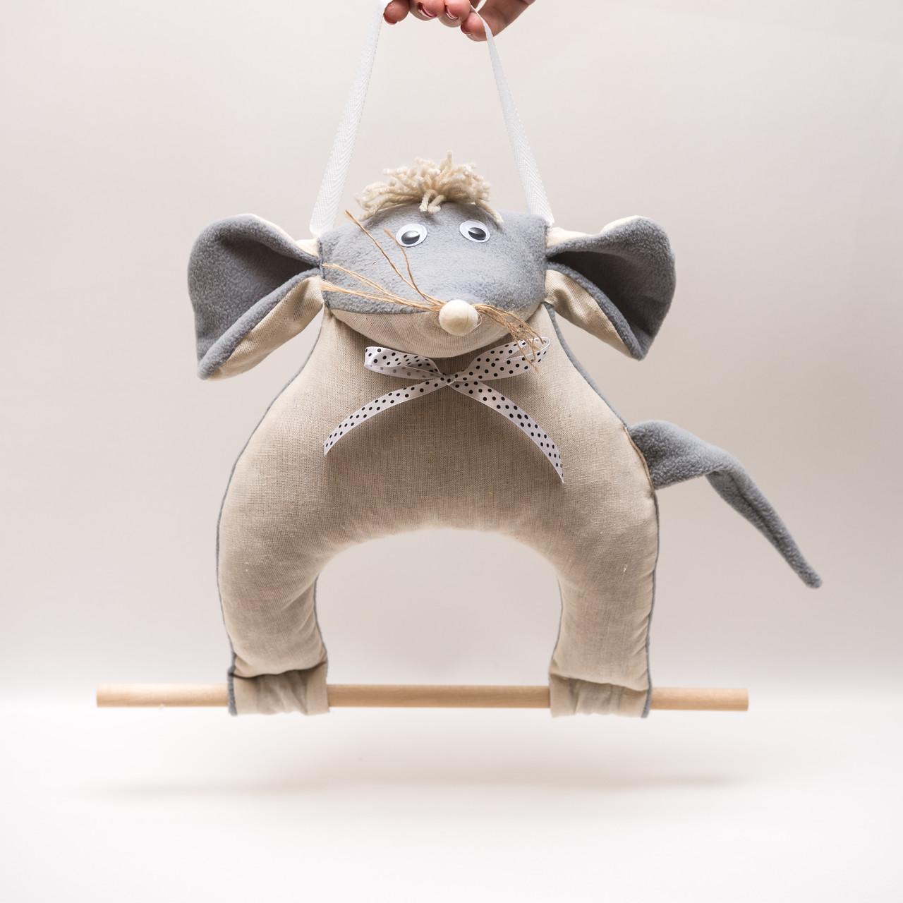 Держатель для бумаги Мышка