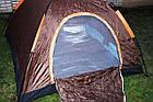 Палатка автоматическая 2.10×2.10×1.45 м. + каремат, фото 2