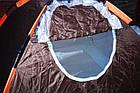 Палатка автоматическая 2.10×2.10×1.45 м. + каремат, фото 4