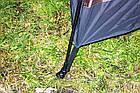 Палатка автоматическая 2.10×2.10×1.45 м. + каремат, фото 5