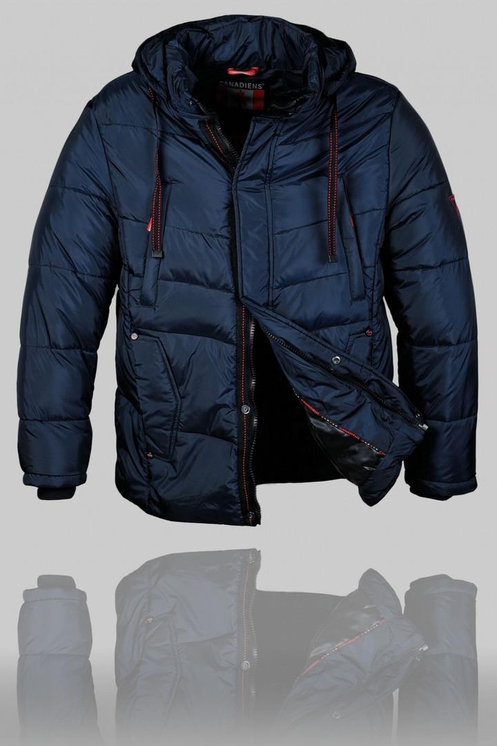 Зимняя куртка Canadiens (515-1)