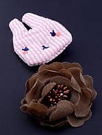 Заколка 'Flora Secret' Ткань, фото 1