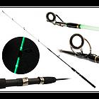 """Спиннинг Карповый"""" набор для ночной рыбалки"""" (спиннинг с подсветкой), фото 2"""