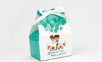 Коробка Бонбоньерка Принцесса