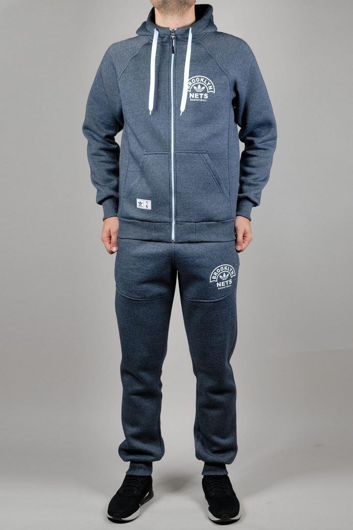 Зимний спортивный костюм Adidas Brooklyn (Brooklyn winter-1)