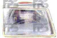 Фара правая Peugeot 309 -93 85-3.89 (DEPO)