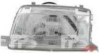 Фара правая Renault R19 -92 Н4 механический корректор (кроме 16S) (DEPO)