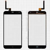 Touchscreen (сенсорный экран) для Meizu M1 Note, черный, оригинал