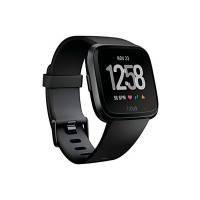 Умные часы Fitbit Versa S/L Black