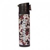 Термос bottle Supreme 400 мл (Серый)