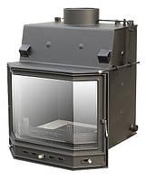 Камин для водяного отопления PL - 190 Pryzma цельная 24кВт 4 мм