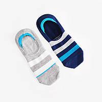 Носки-следы мужские Dodo Socks Morris 44-46, набор 2 пары