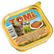 Консерви Томі для кошенят Tomi Junior паштет 100 гр