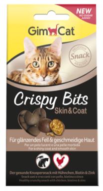 GimCat Витаминное лакомство для кожи и шерсти у кошек 40 гр