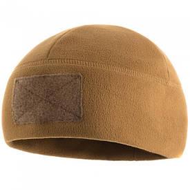 M-Tac шапка флисовая с велкро Watch Cap Elite coyote brown