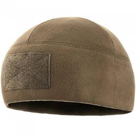 M-Tac шапка флисовая с велкро Watch Cap Elite dark olive