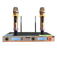 Радиосистема 2 микрофона Shure DM UG-X9 II