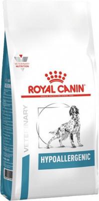 Гипоаллергенный корм Royal Canin для собак Hypoallergenic Canine 2 кг