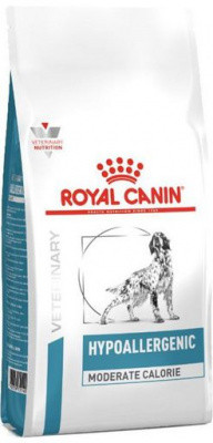 Royal Canin Гипоаллергенный корм для собак Hypoallergenic Moderate Calorie 1,5 кг