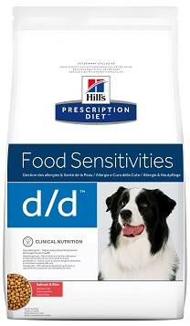 Hill's D/D Sensitivities Лікувальний корм Хіллс для собак c проблемною шкірою 2 кг