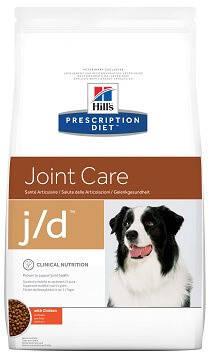 Лікувальні корми для собак hill's J/D (Хіллс) при хворобах суглобів 2 кг, фото 2