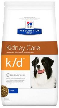 Hill's K/D Лікувальний корм для собак Хіллс при нирковій недостатності 12 кг