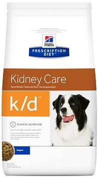 Hill's K/D Лікувальний корм для собак Хіллс при нирковій недостатності 2 кг, фото 2