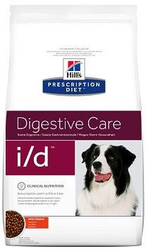 Лікувальний корм hill's (Хіллс) I/D для собак при захворюваннях кишечника 5 кг