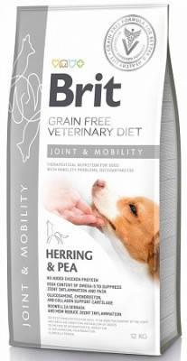 Brit (Брит) VD Mobility Лечебный корм для собак для здоровья суставов 12 кг, фото 2