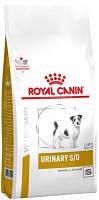 Royal Canin Urinary S/O Small Dog Лечебный корм Уринари для мелких пород собак 1,5 кг