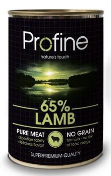 Profine (Профайн) Lamb Влажный корм для собак Ягненок 400 гр
